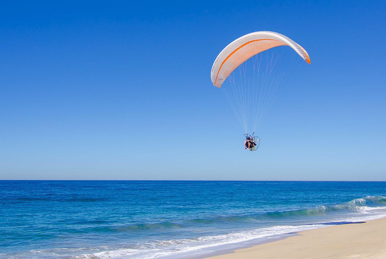 Cabo Powered Paragliding