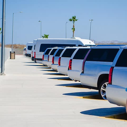 SJDtaxi.com Vehicle Fleet
