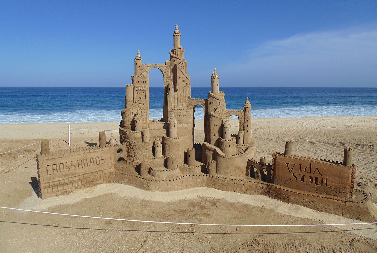 Cabo Sandcastle for Events