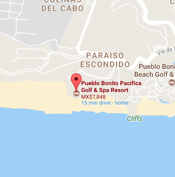 SJD Airport Transfer to Pueblo Bonito Pacifica