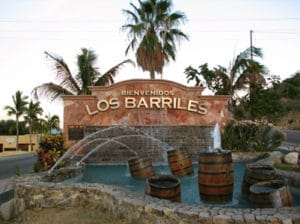 SJD Cabo Airport to Los Barriles