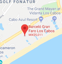 SJD Transportation to Barcelo Grand Faro