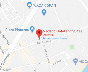 SJD Airport to Medano Hotel