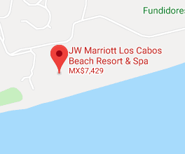 SJD Cabo Airport to JW Marriott