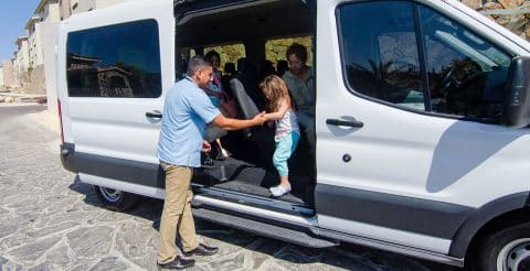 Cabo Airport Shuttle Services